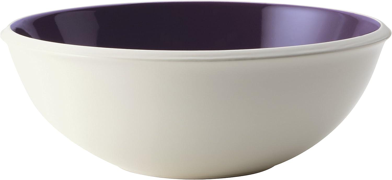 Rachael Ray Dinnerware Rise Serving Bowl 10 Purple Serving Bowls