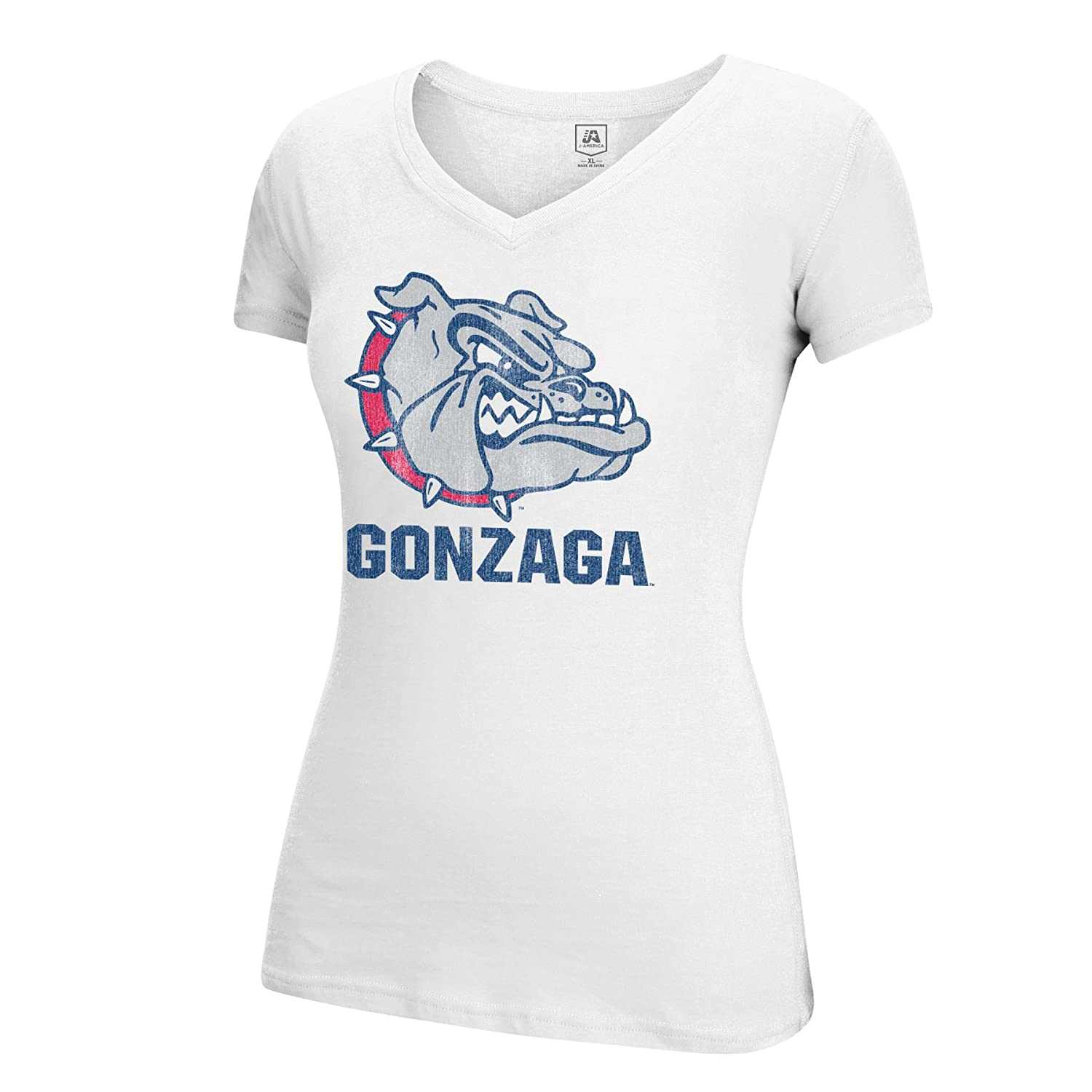 Amazon.com   J America NCAA Women s Classic Mascot Essential Tee   Sports    Outdoors 0f0c51e78