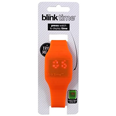 50 Fifty Concepts Bt001orange - Blink Time - Montre - Orange