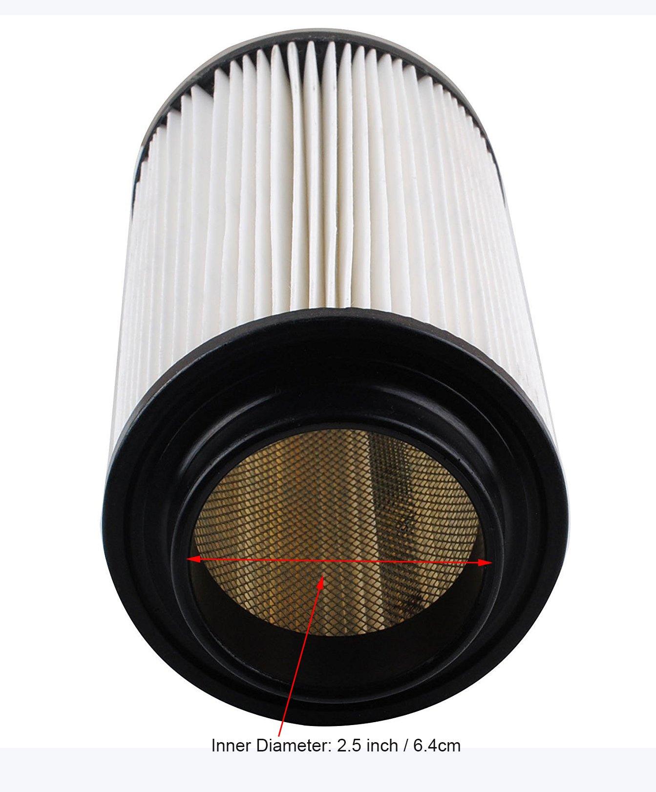 Podoy 7080595 Air filter for Polaris Sportsman Scrambler Magnum 400 500 550 570 600 700 800 850 ATV Parts by Podoy (Image #3)