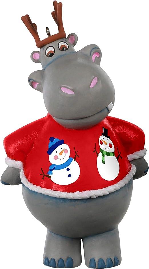 I Want A Hippopotamus For Christmas Ornament 2020 Amazon.com: Hallmark Keepsake Ornament 2020, I Want A Hippopotamus