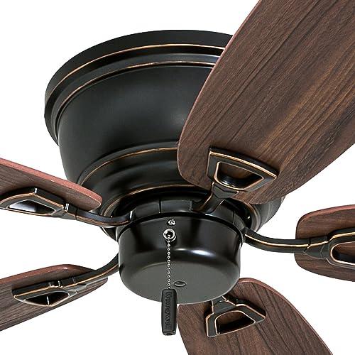 Honeywell Ceiling Fans 50516-01 Glen Alden Ceiling Fan