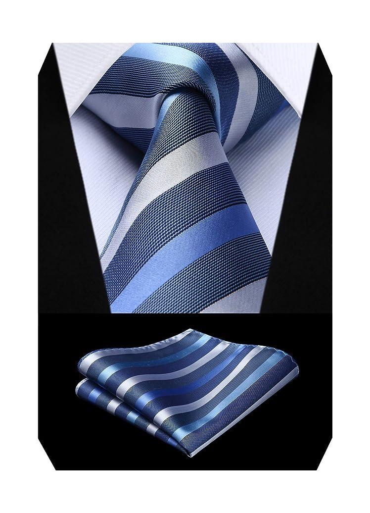 限られたトラフ杭AINOW 無地ネクタイ 首周りサイズ調整可能 レディース メンズ兼用