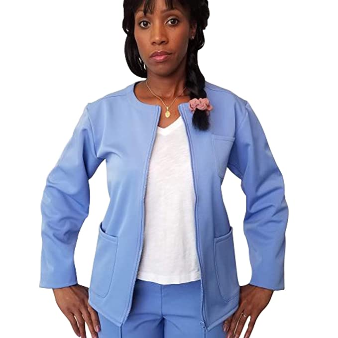 Amazoncom Am Pm Unisex Workwear Scrub For Men And Women