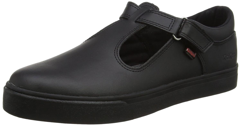 Kickers 114448, Zapatos T-Bar Mujer 42 EU|Negro (Black)