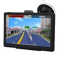 01 Navegador, configurações de percurso inteligentes de alta sensibilidade, tela LCD de 7 polegadas, atualizações de…