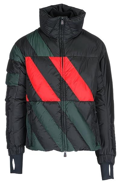 moncler uomo giacca hoodie grey