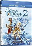 The Snow Queen 2, La Reine des Neiges : Le Miroir Sacré [Combo Blu-ray 3D + Blu-ray 2D]