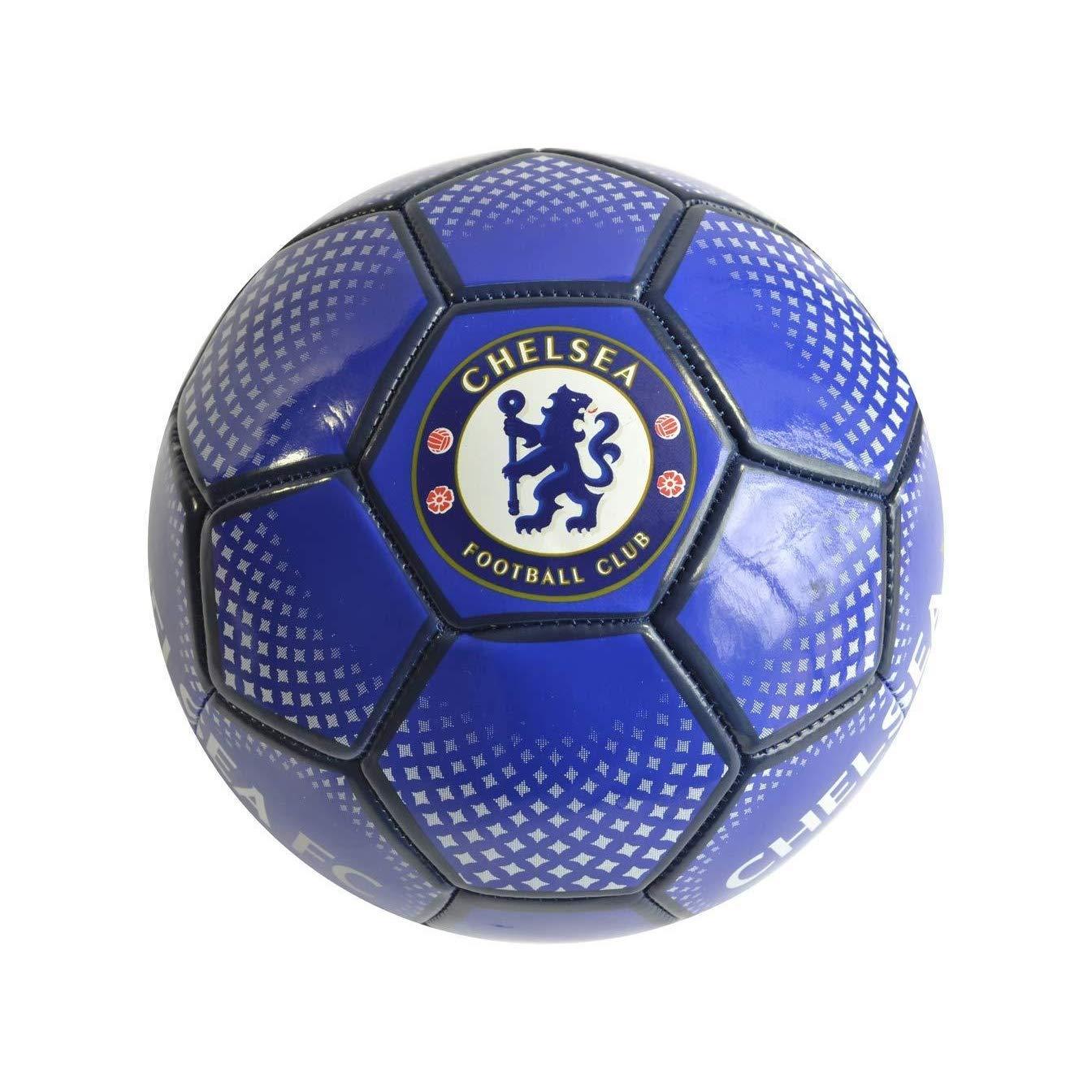 Hy-Pro Chelsea Diamond - Balón de fútbol (Talla 5), Color Azul ...
