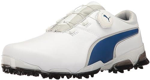f38e94d15af9 PUMA Men s Titantour Ignite Disc Golf Shoe White  Amazon.ca  Shoes ...