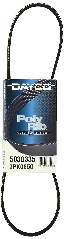 Dayco 5030335 Serpentine Belt Dayco Automotive