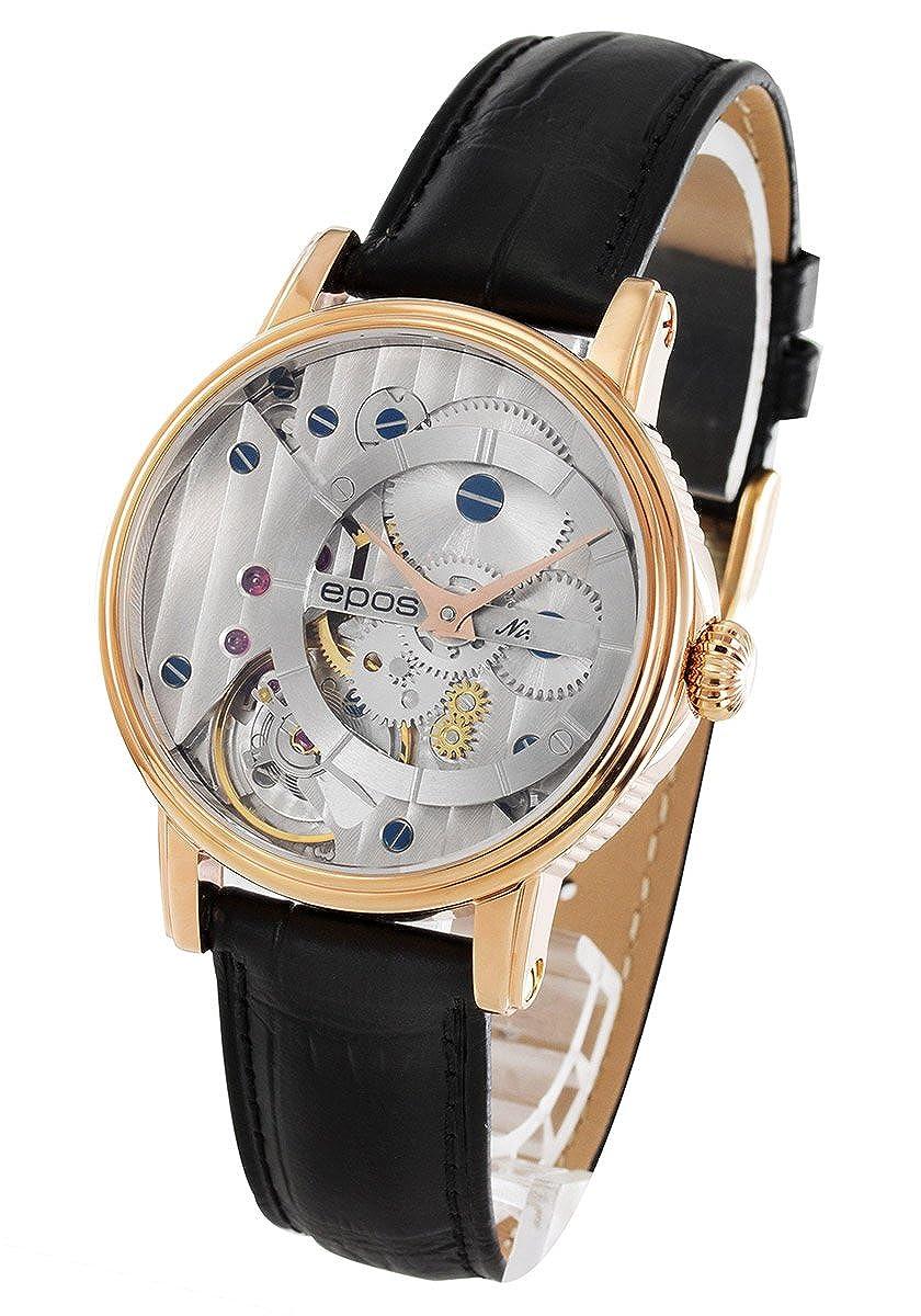 エポス ヴェルソ 世界限定999本 腕時計 メンズ EPOS 3435CGRGSL[並行輸入品] B07B95CSKM