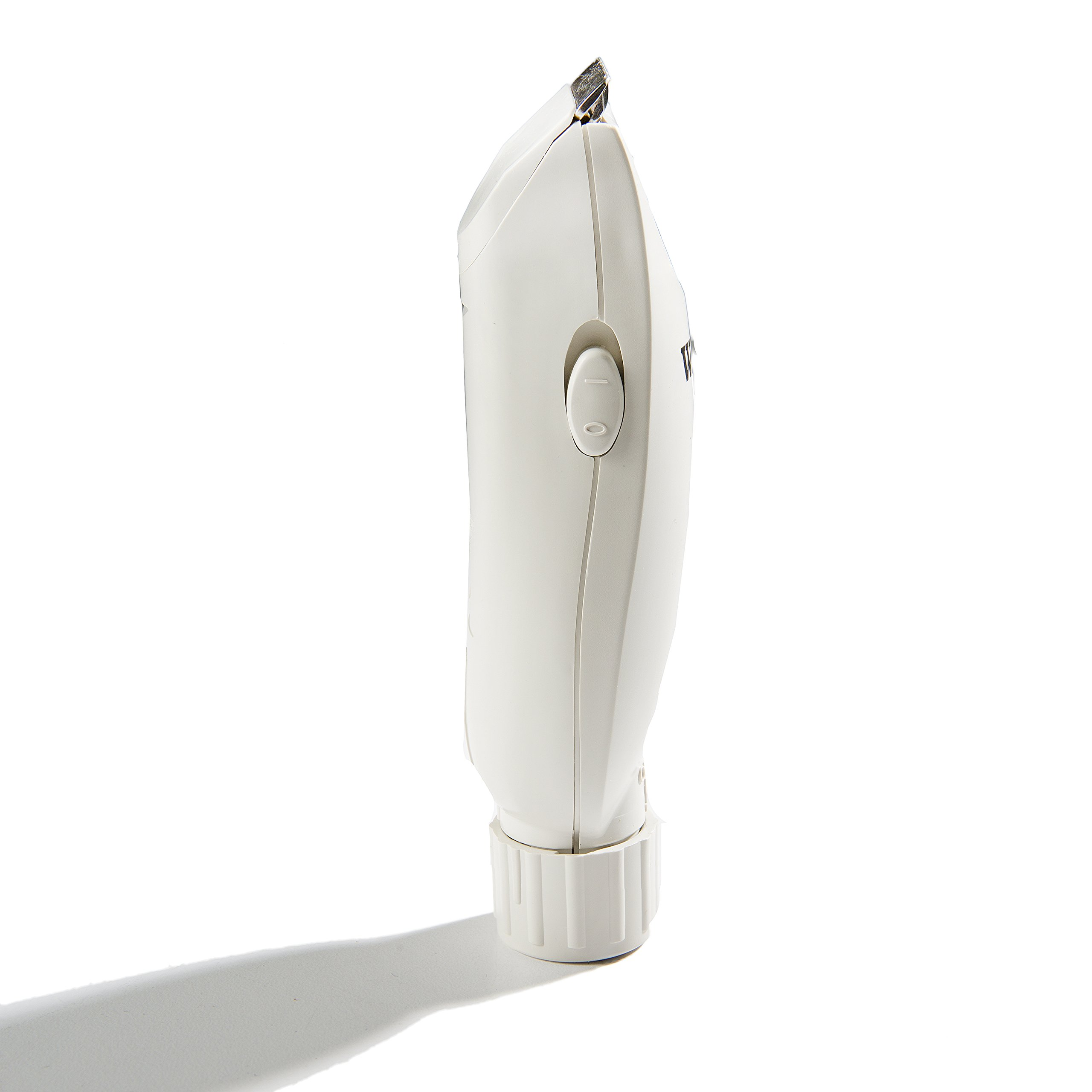 Wahl Professional Peanut Cordless Clipper/Trimmer #8663, White - Great On-the-Go Trimmer for Barbers and Stylists - Powerful Rotary Motor by Wahl Professional (Image #2)