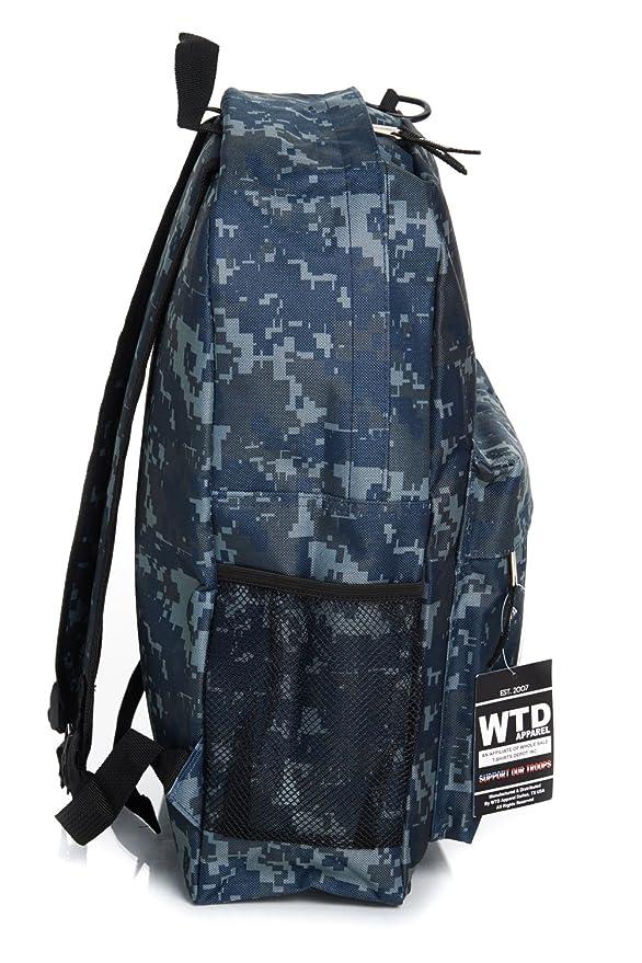48631b4f8 Amazon.com: U.s. Navy Digital Camo Backpack: Sports & Outdoors