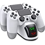 BEBONCOOL PS4 Controller Charger, PS4 Charging Station for Playstation 4/ PS4/ Slim/ PS4 Pro,Playstation 4 Controller Charger