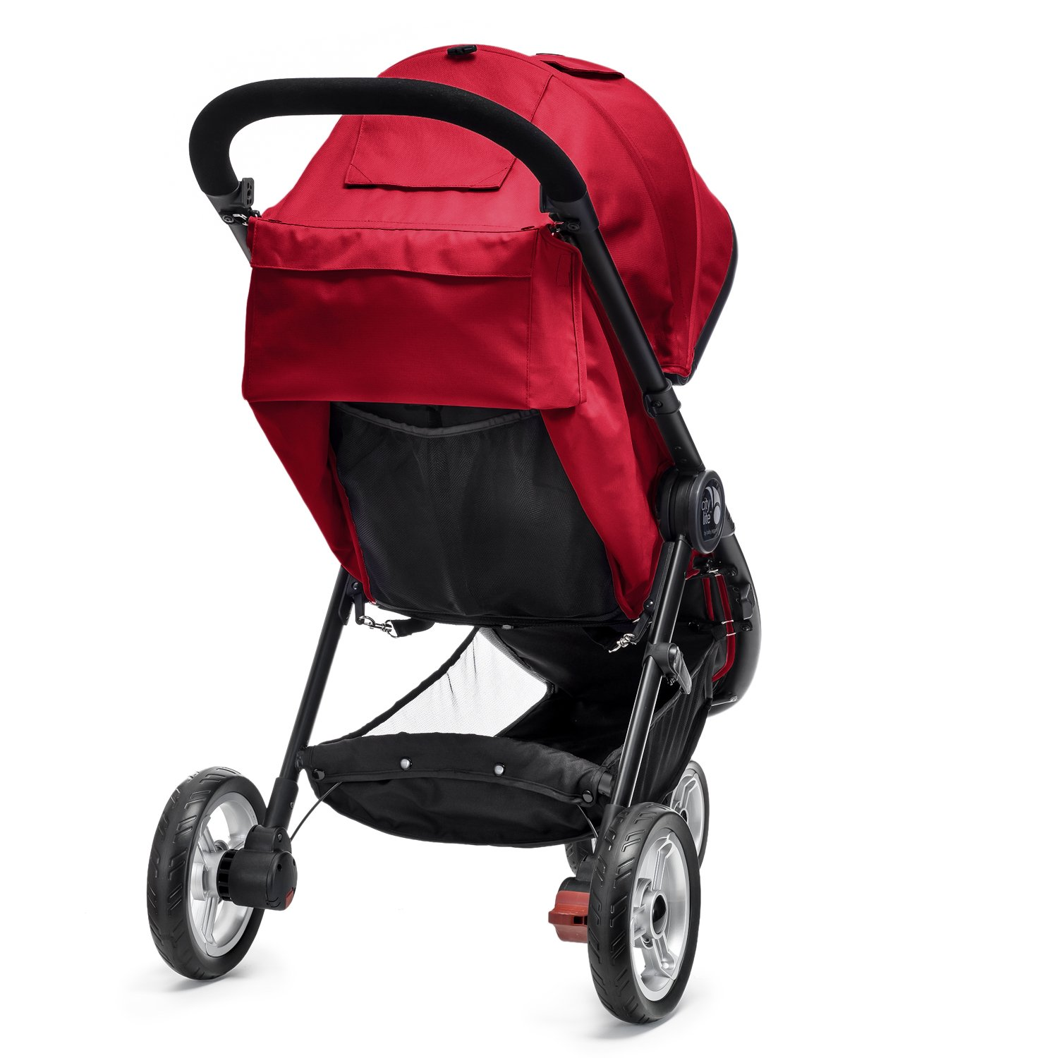Baby Jogger City Lite Stroller Red One Size