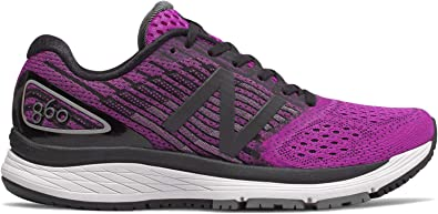 New Balance 860v9 Tenis para Correr para Mujer, Morado (Púrpura), 39.5 EU: Amazon.es: Zapatos y complementos