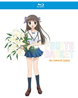 Fruits Basket The Complete Series Blu Ray