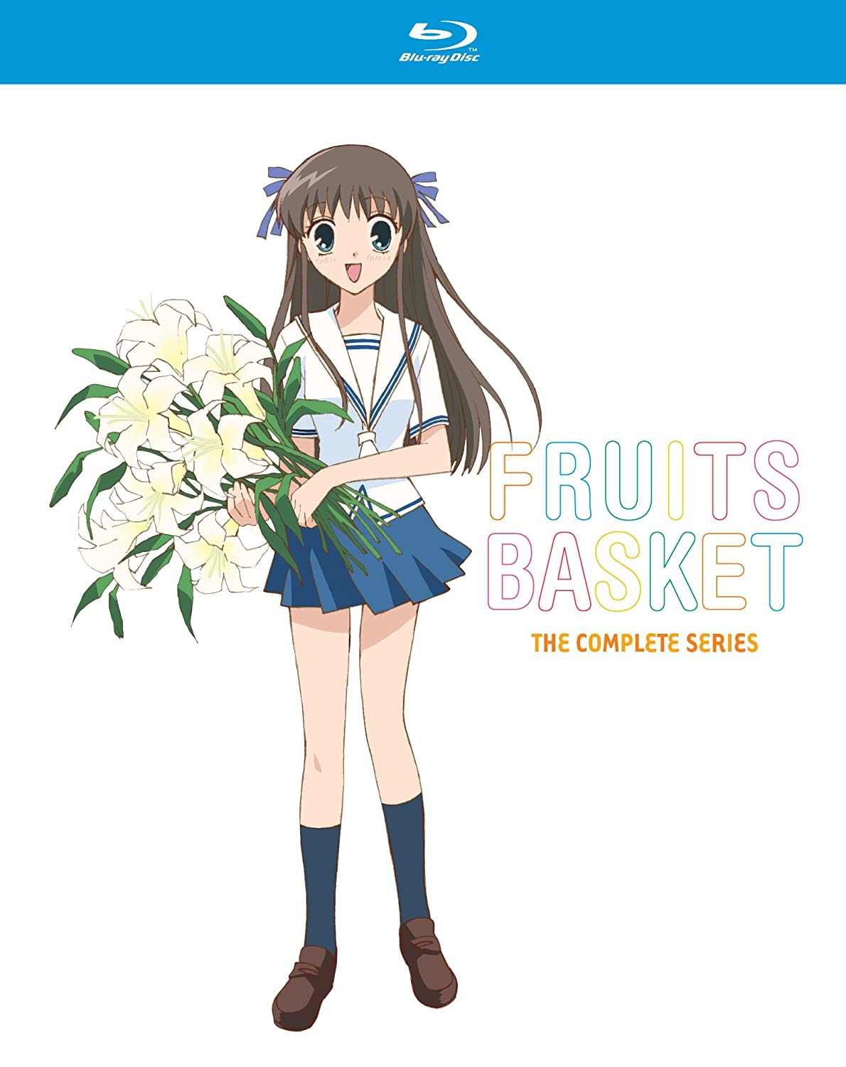 fruits basket serie anime