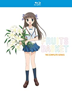 Fruits Basket: The Complete Series [Blu ray] [Blu-ray]