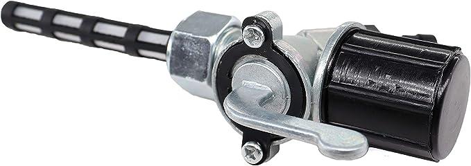 AISEN Benzinhahn mit Benzinfilter Benzinschlauch f/ür Simson AWO S50 S51 S70 S53 SR50 SR80 MZ RT TS ES ETZ IFA 125 150 250