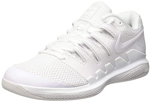 new product 9db3a acb85 Nike Wmns Air Zoom Vapor X CPT, Scarpe da Tennis Donna, Multicolore White/