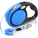 Taglory Retractable Dog Leash, 16ft No Tangle Dog Leash Retractable for Puppy Small Medium Dogs Up to 44 lbs, One-Handed Brak