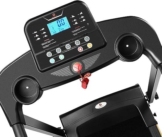 Fitnessclub Bluetooth Treadmill In UK