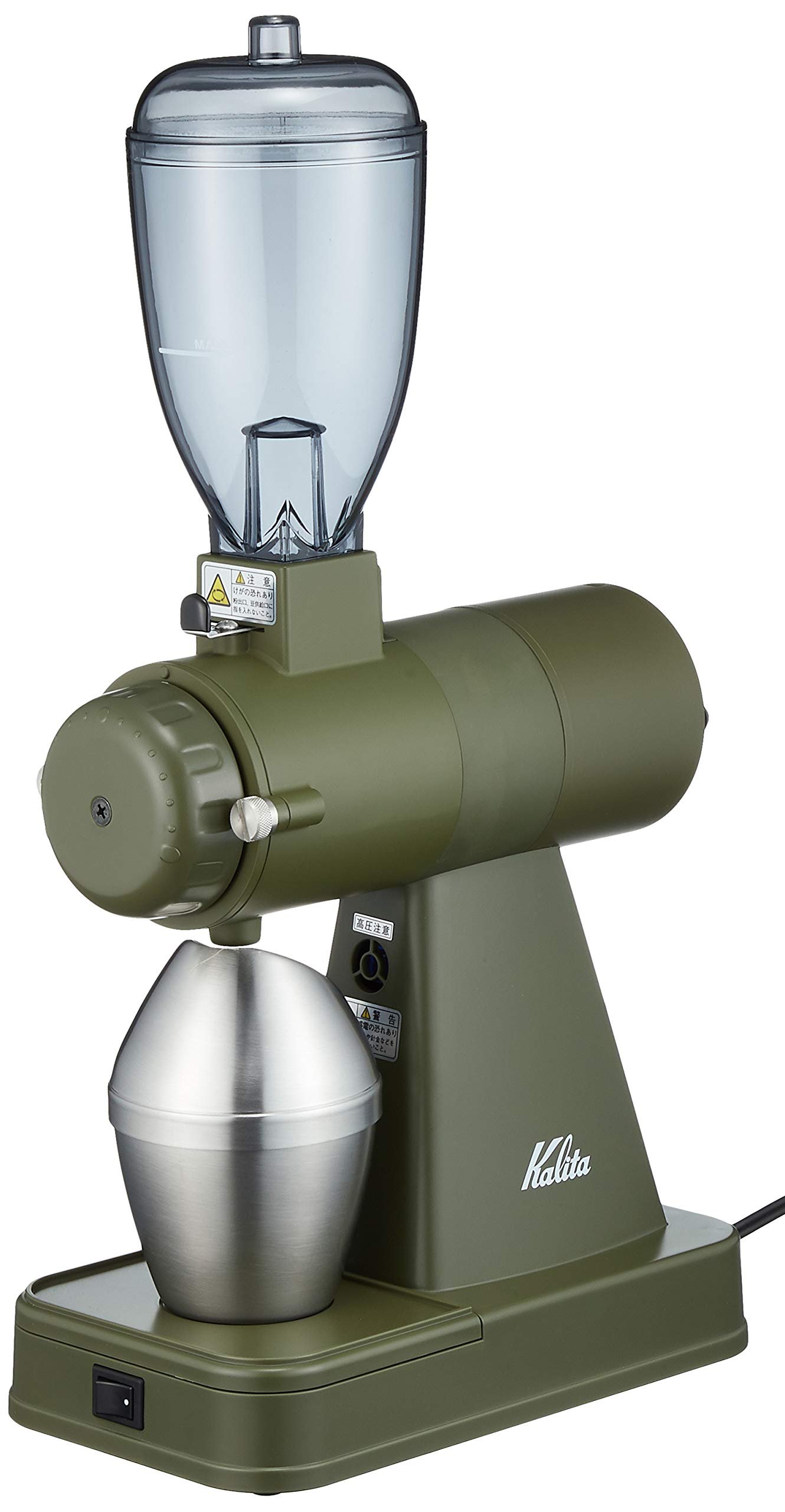 Kalita nicecut Mill NEXT GNEXT G (AG) (Army Green) by Kalita by Kalita