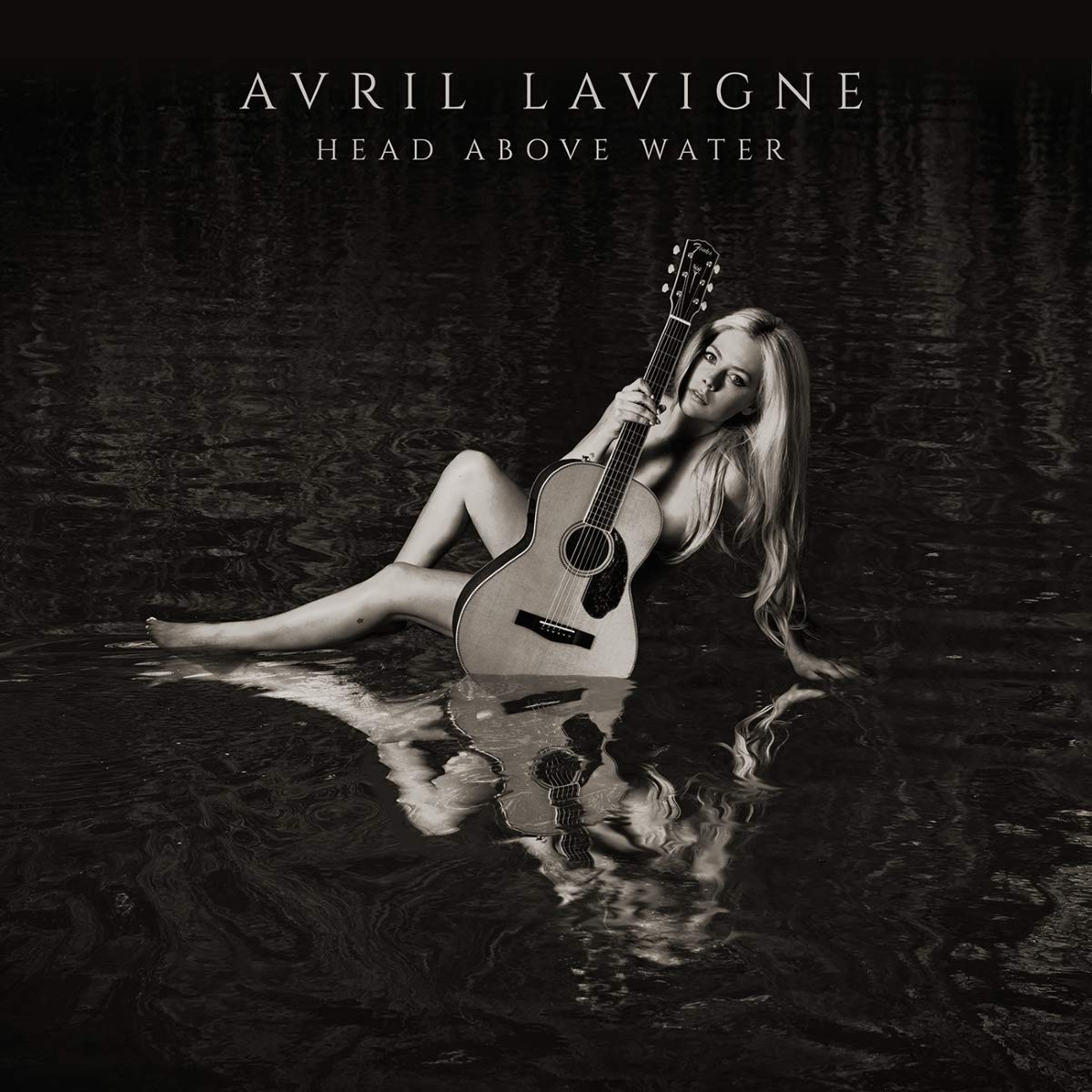 CD : Avril Lavigne - Head Above Water (CD)
