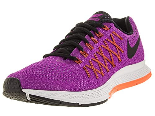 b10d36c4f39 Nike Donna Wmns Air Zoom Pegasus 32 Scarpe Running Viola Size  36  Amazon.it   Scarpe e borse