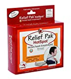 ReliefPak Moist Heat Pack to ease Aches and Pains