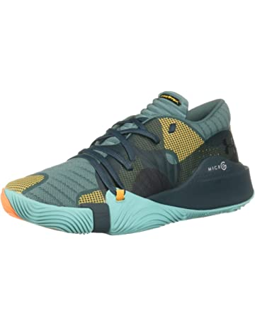 0b7054cdf68 Under Armour Men s Spawn Low Basketball Shoe