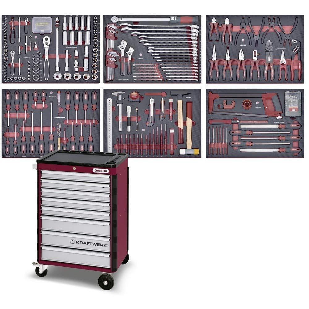 Kraftwerk 3908/ /Carro 3908/avec 309/herramientas complet EVA /4917/