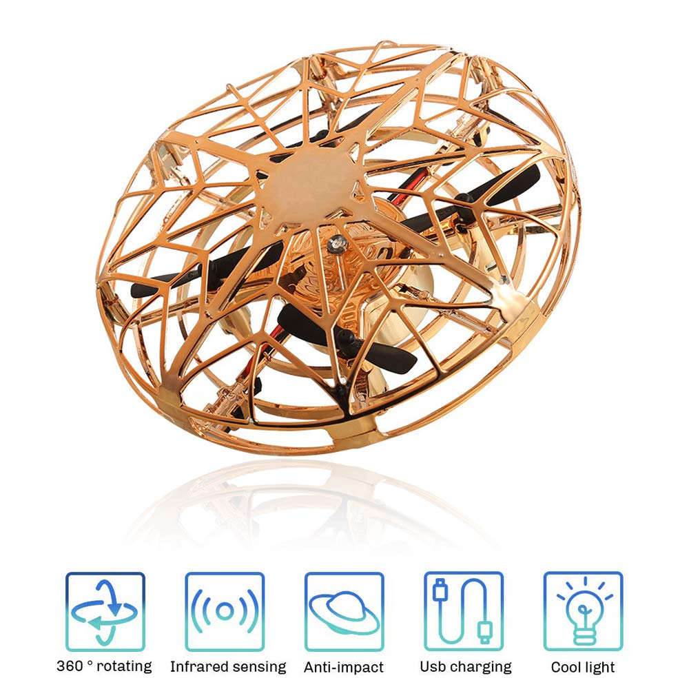 SUNNYPIG Gift for 3-12 Year Old Boys, Flying Ball Drone Toy for 8-15 Year Old Boy Teen Flying Toy Gift for 5-9 Year Old Kids Boy Birthday Present 2019 New Toy Gift Age 3-12 Boys by SUNNYPIG
