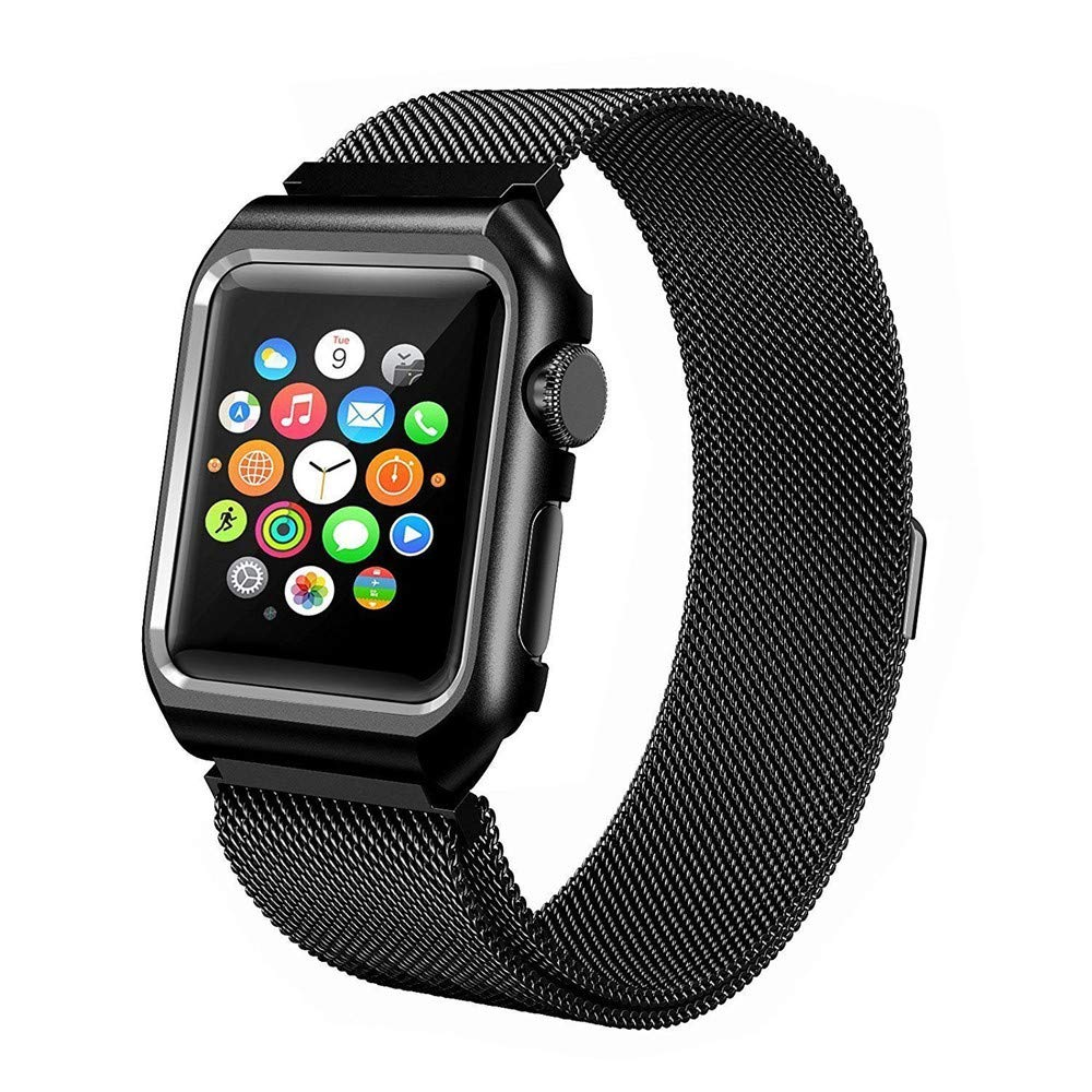 Amazon.com: Xindda Watch Bands for Apple Smart Watch Series ...