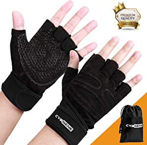 Free CybGene Workout Gloves