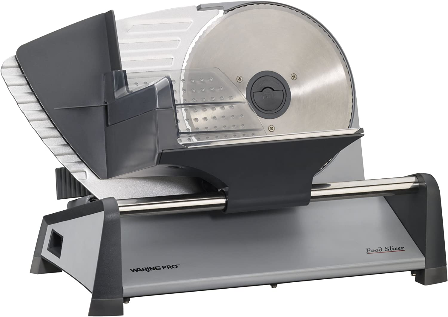 Waring Pro Professional Food Slicer, Stainless Steel
