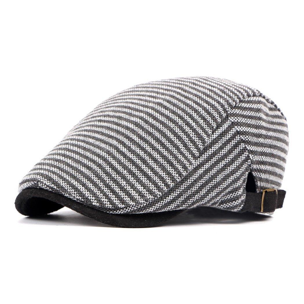Anshili Uomo Cotone Spessore Cappello per l'inverno Cappelli