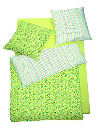 Schlafgut Jersey Kinderbettwasche 100x135 Amazon De Kuche Haushalt