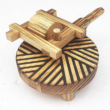 Amazon.com: Sunny Hill - Molinillo de madera para niños ...