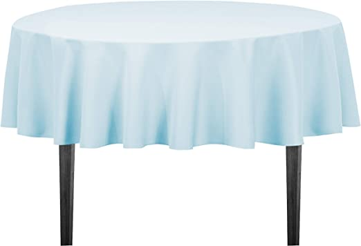 Khaki Bardwil Reflections Spill Proof 52 X 52 Square Tablecloth
