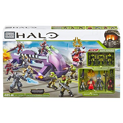 Amazon.com: Halo Mega Bloks Colección Exclusiva de Set ...