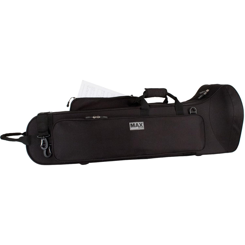 Protec Max - Funda para trombón tenor, color negro: Amazon.es: Instrumentos musicales