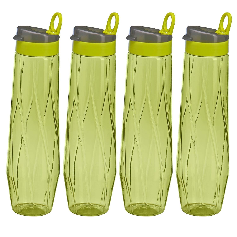 Steelo Siena Water Bottle, 1000ml, Set of 4