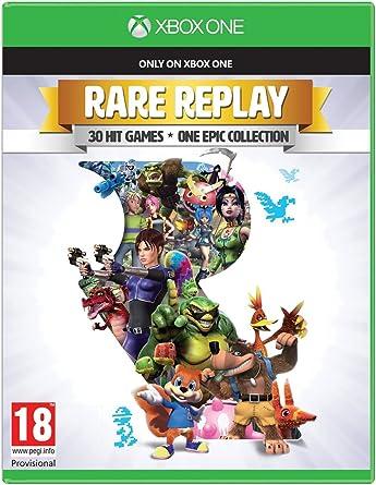Rare Replay: Microsoft: Amazon.es: Videojuegos