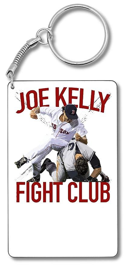 Joe Kelly Fight Club Llavero Llavero: Amazon.es: Equipaje