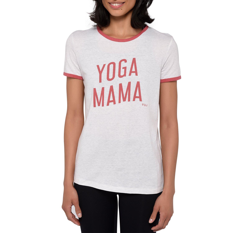 YUJ Damen Yogi Cherie T-Shirt