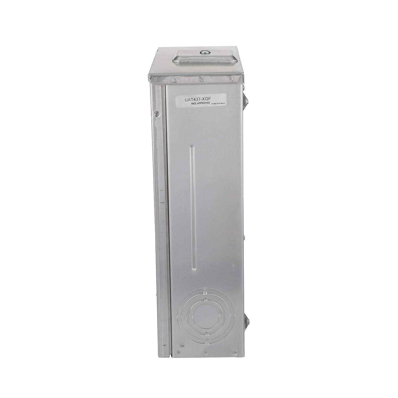 Color Siemens Talon UAT437-XGF Meter Socket