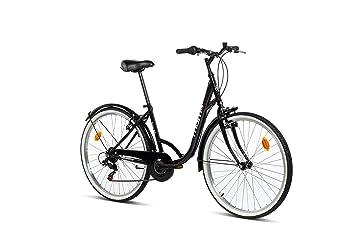 Moma Bikes Town Vélo de Ville 26 quot , Shimano 6V, Freins V-Brake 5faad2ac1fd